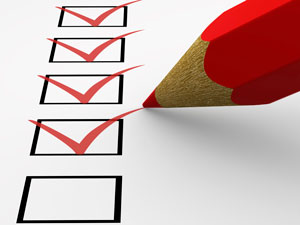 Check List For Personal Loan