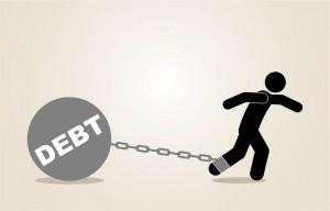debt drag [Converted]